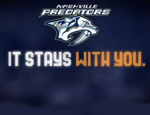 Nashville Predators Season Tickets Commercial