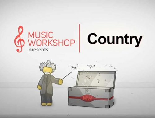 Music Workshops presents – Country Music